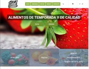 Diseño web ecommerce rebost